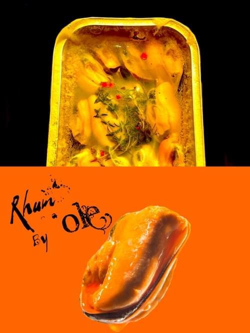 冷泡油漬淡菜(2包)Marinated Mussel(2 packs)