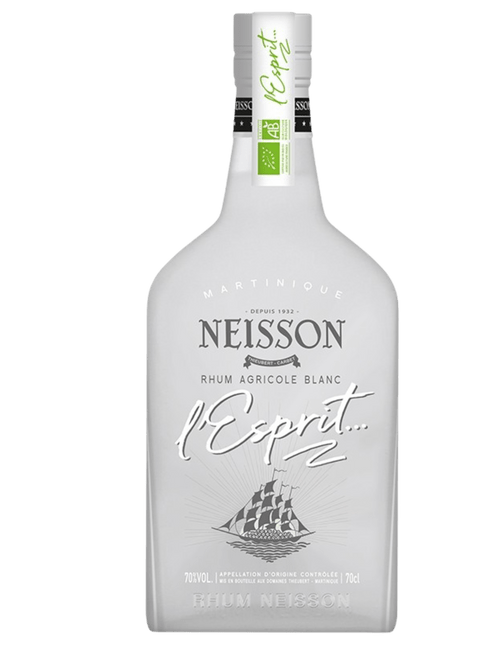 Neisson - Rhum Blanc Agricole Esprit 70°