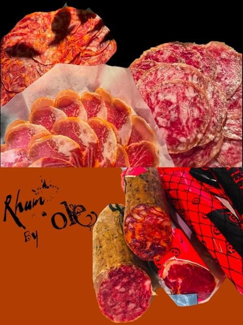 現切Joselito西班牙放牧伊比利臘腸拼盤Spanish Iberico Extra Cured Pork Selection (150g)