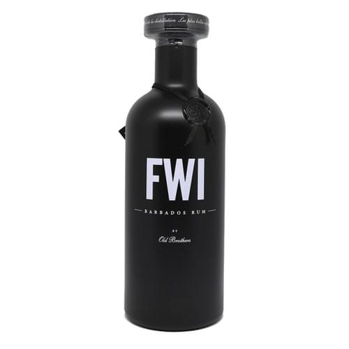 Old Brothers - FWI limited edition 636 Bottles batch1