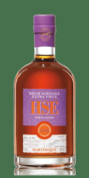 HSE - 陳年蘭姆酒波特酒桶