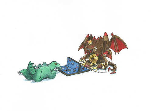 Which One's the Destroyah?