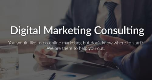 1 On 1 Digital Marketing Consulting
