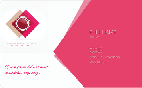 Business Card - Full Marketing Integration (ALL IN ONE PACKAGE!)