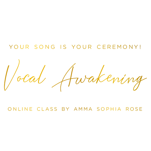 ❤ Vocal Alchemy Online Video Series
