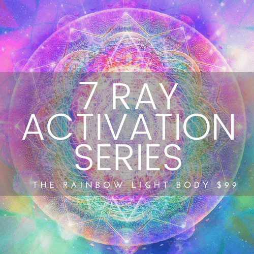 7 Ray Activation - Audio Series