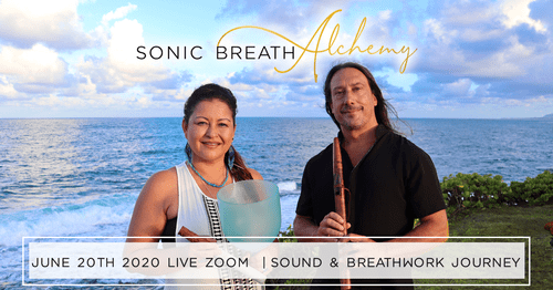 Solstice 2020 | Sonic Breath Alchemy | Live Replay