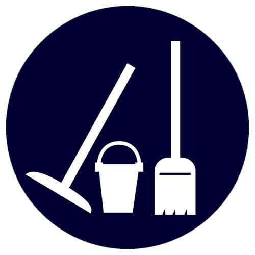 Stickers décoration salle de bain et cuisine –  Local ménage