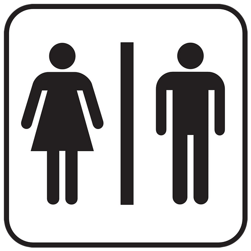 Stickers Toilettes et Muraux - Pack décoration