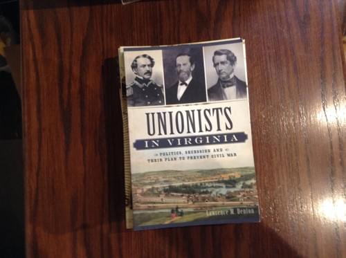 Unionists in Virginia