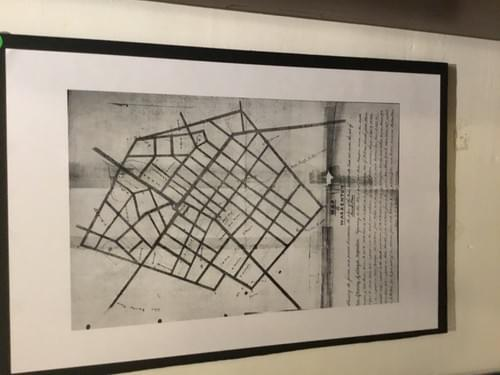 1850 Map of Warrenton-Just discovered!