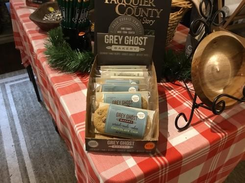 Grey Ghost Chocolate Chip 2-pack