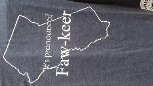 [Faw-Keer] Short Sleeve T-Shirt