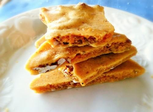 Banana Nut Brittle