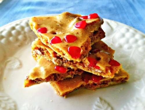 Candy Apple Brittle