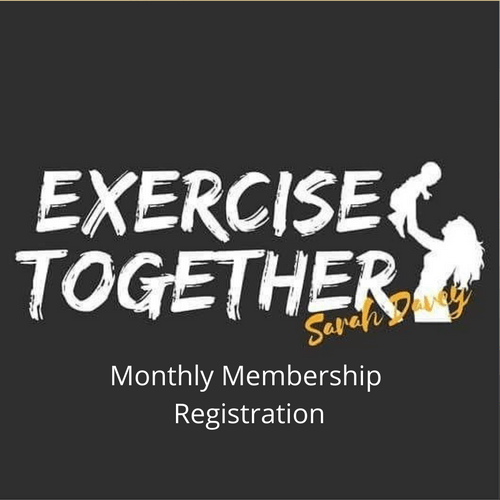 Monthly Member Registration