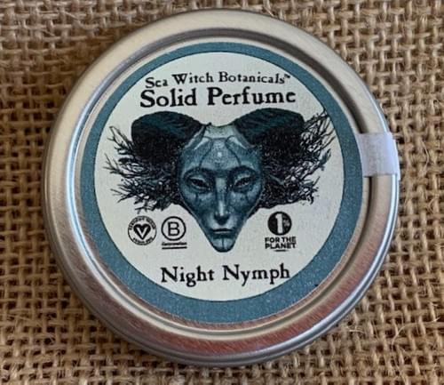 Solid Perfume: Night Nymph