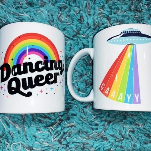 Super Gay Mugs