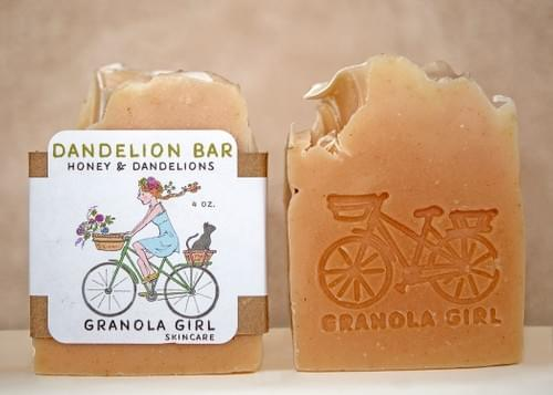 Dandelion Bar: Spring Seasonal