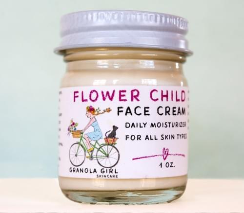 Flower Child Face Cream