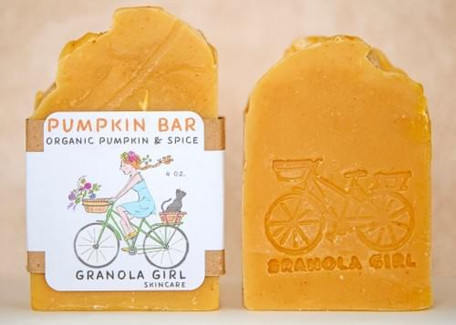 Pumpkin Bar: Fall Seasonal