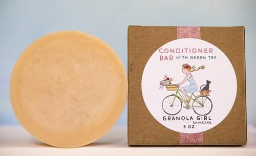 Conditioner Bar with Green Tea