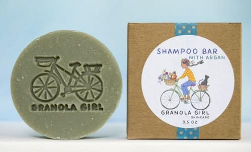 Shampoo Bar with Argan Oil