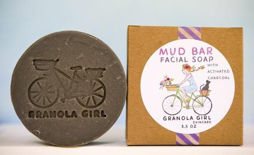 Mud Bar: Facial Soap with Activated Charcoal