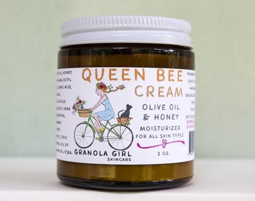 Queen Bee Cream