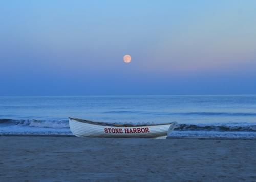 Stone Harbor Moon