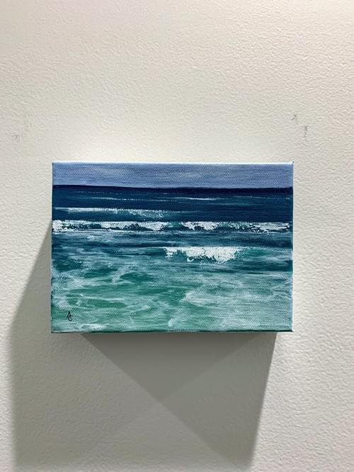 Seascape XVII - HHI Mini Collection