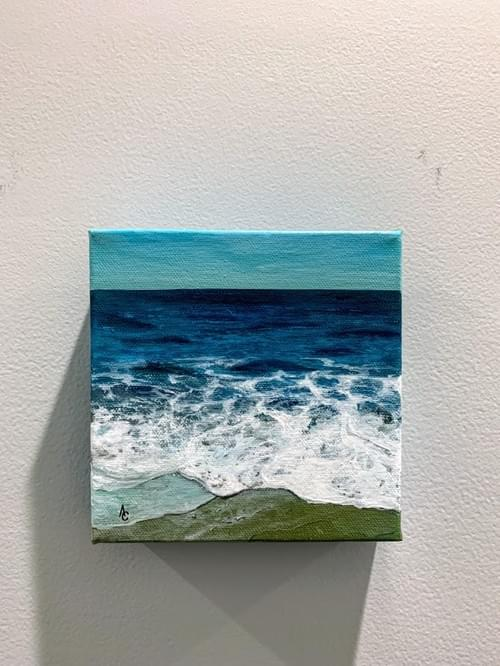 Seascape XIV - HHI Mini Collection