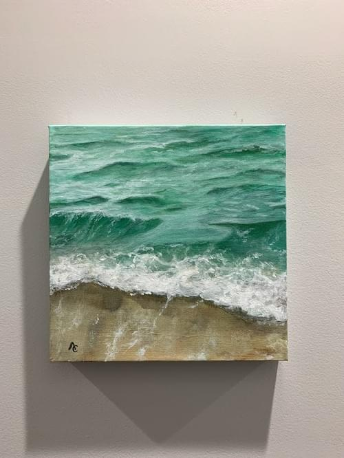 Seascape IX - HHI Mini Collection
