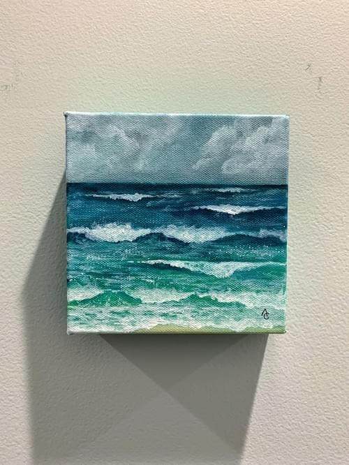 Seascape XV - HHI Mini Collection