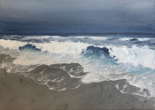 Seascape VIII - HHI Mini Collection