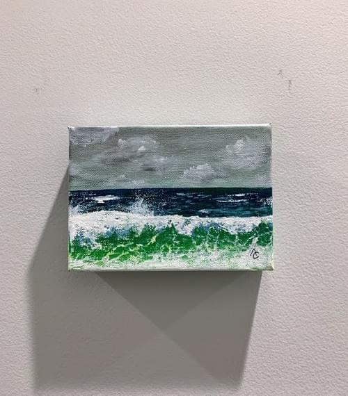 Storm Coming In - HHI Mini Collection