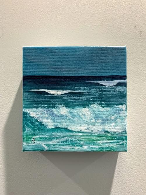 Seascape XVI - HHI Mini Collection