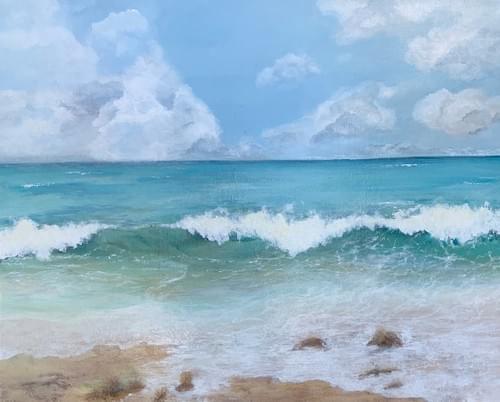La Playa de Casa Gordon - PAPER PRINT
