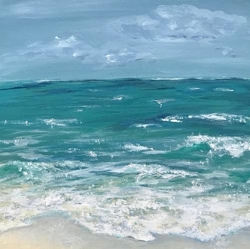 Seascape IV - HHI Mini Collection