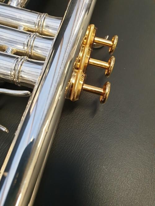 Trompette SIB Xo argentée