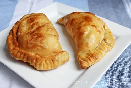 Empanada de Queso al horno de 200 gramos (MIN 4 UDS)
