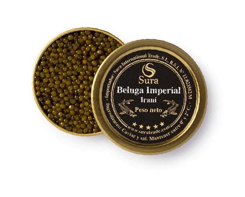 Caviar Iraní Beluga Imperial