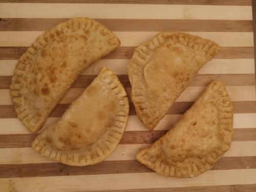 Empanada fritas de Queso de 125 gramos (MIN 4 UDS)- VEGETARIANOS