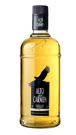 Pisco ALTO DEL CARMEN– Pisco Reservado 40º