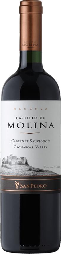 Vino Tinto SAN PEDRO Castillo de   Molina
