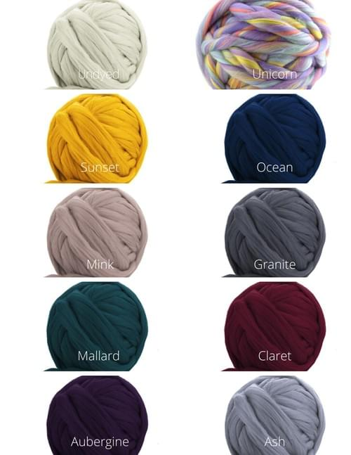 Giant Knit Blanket Online- Dec. 13