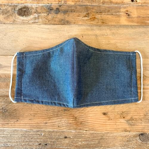 Chambray Face Masks - Washable/Reusable