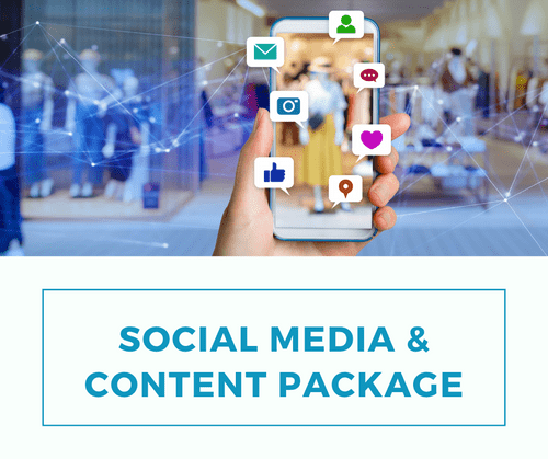 Social Media and Content Package