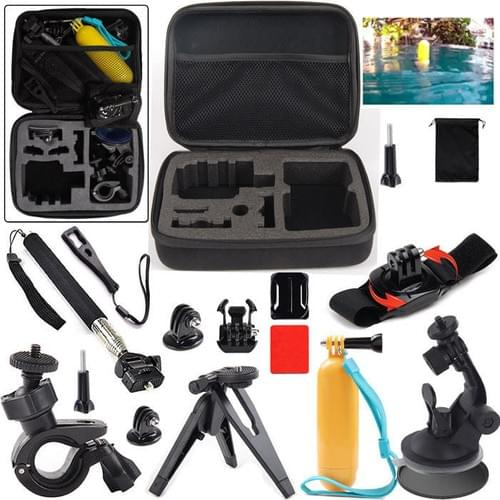 13 in 1 Sports camera accessories case