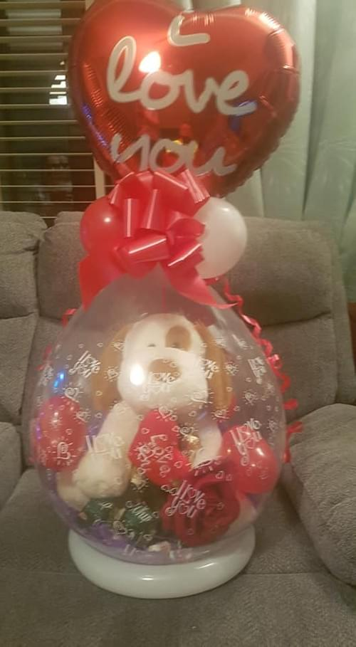 Stuffing Balloons